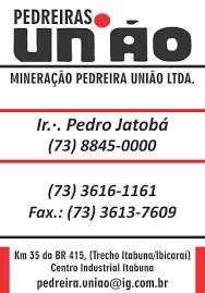 PEDREIRA UNIÃO RODOVIA ITABUNA-IBICARAÍ