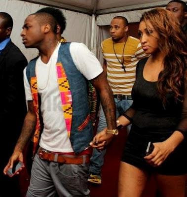 davido girlfriend nish kards