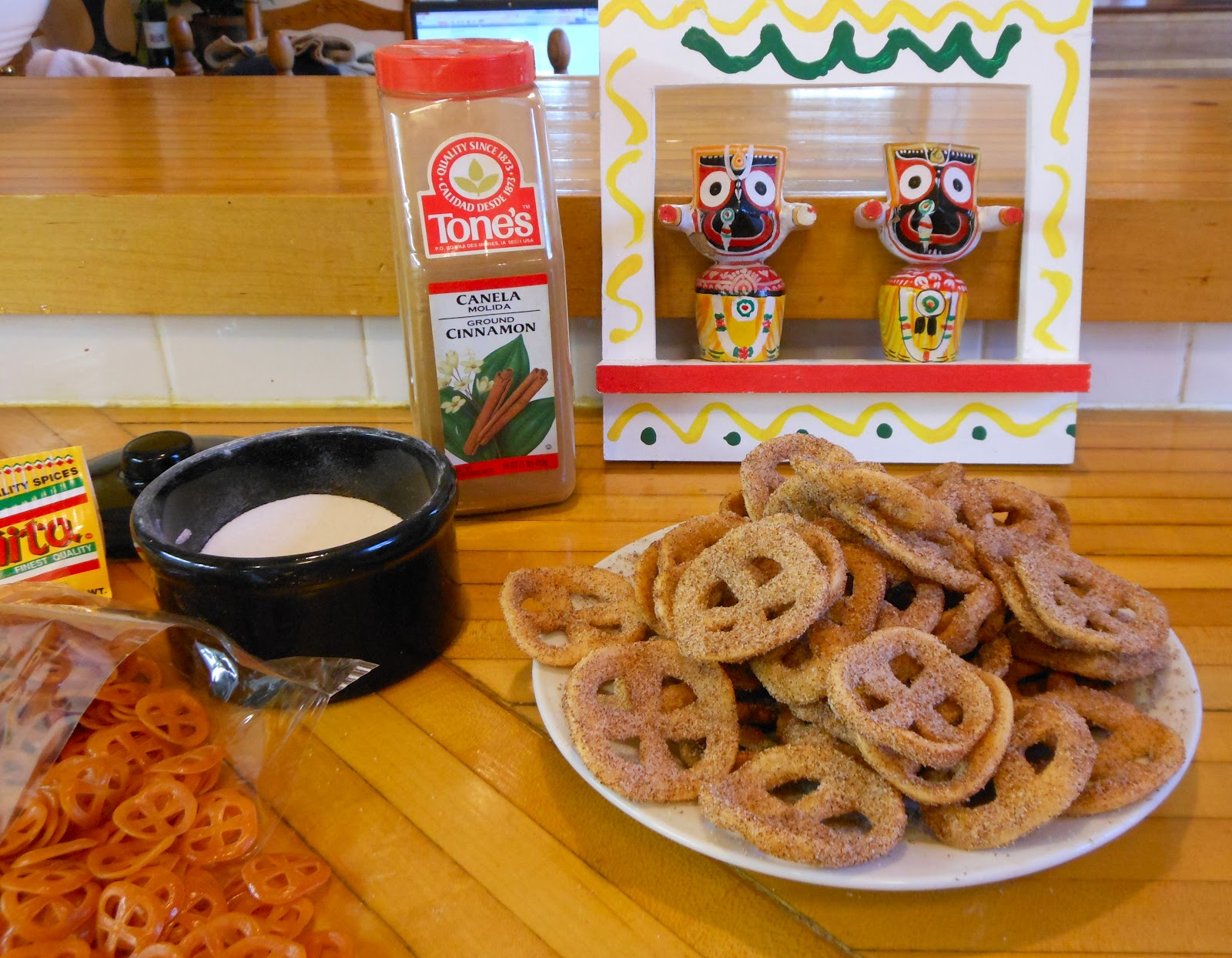 Duritos Churritos Laughably Fun Snacks We Like To Cook