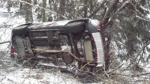 112 ДТП, 5 раненых, один погиб