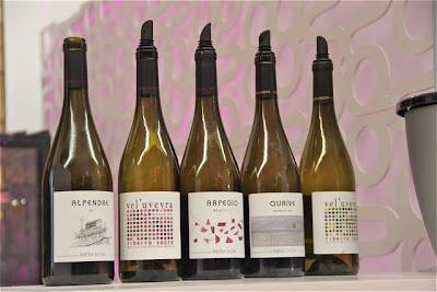 Grandes vinos de Ronsel do Sil. Blog Esteban Capdevila