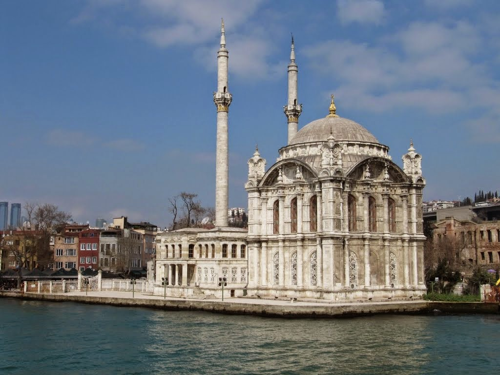 The gallery for --> Ortakoy Mosque
