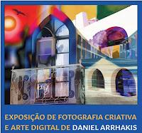 MORA: EXPOSIÇÃO DE DANIEL ARRHAKIS