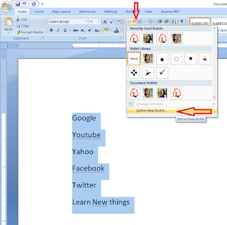 How to Use Picture as Bullets in MS Word,how to add picture in bullets,insert picture in bullets,use picture as a bullets in ms word,word 2003,word 2007,word 2010,word 2016,how to insert bullets,shortcut key to insert bullets,cutomize bullets,number,bullets & number,use image as a bullets,word bullets,photo as bullets,new bullets,import picture in bullets,add bullets as a picture,set photo as a bullets,how to do,how to insert,how to add