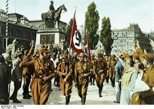 Sandwalk november 2011 and racism in germany and hitlers ethic the nazi pursuit of evolutionary progress robert j richards and the historical record fandeluxe Choice Image
