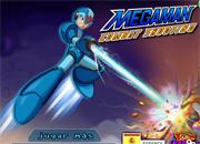 juegos de megaman combat shooting