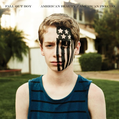 "FALL OUT BOY ""American Beauty / American Psycho"