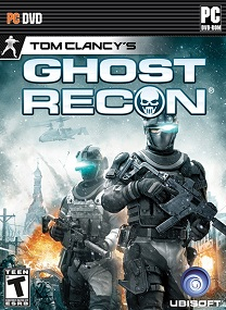 Tom Clansys Ghost Recon Anthology Repack By R.G Revenants For PC cover