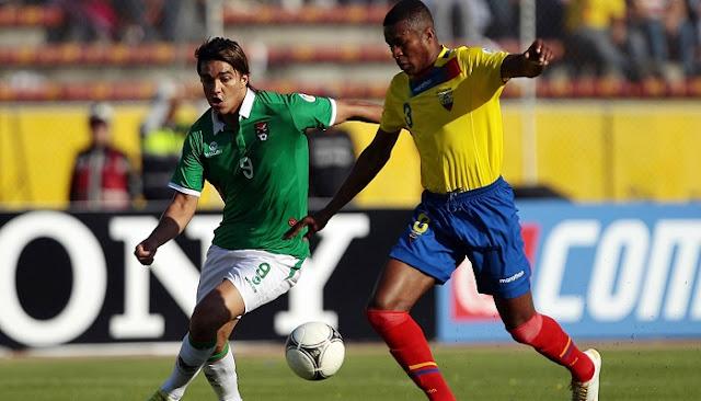 Ecuador vs Bolivia en vivo