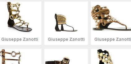 Giuseppe Zanotti Women Sandals
