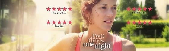 two days one night-deux jours une nuit-iki gun bir gece