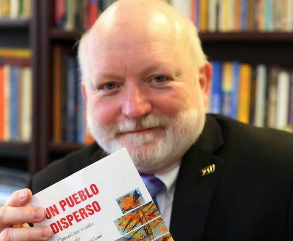 El profesor e investigador Jorge Duany
