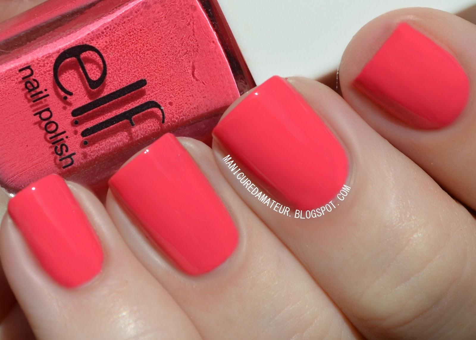 Elf Mini Nail Polish Set | Splendid Wedding Company