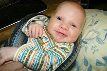 Vince Smiling