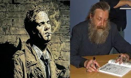 Alan Moore Meets John Constantine