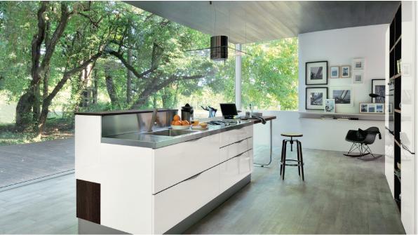 Progettare una cucina moderna blog di arredamento e for Progettare una cucina
