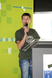 Premiado con Muévete Verde 2008