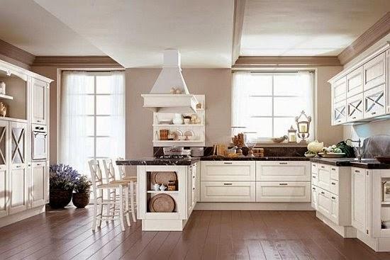 Meble Kuchenne Premium  aranżacja kuchni Kuchnia skandynawska -> Kuchnia Angielska Jakie Dodatki