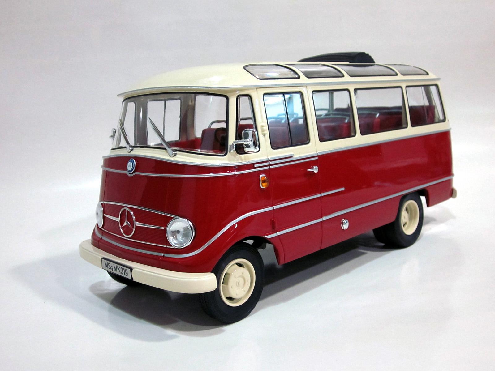 Mercedes-Benz O319 '60 - Norev