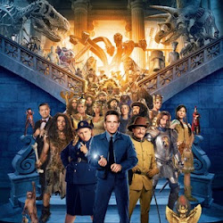 Poster Night at the Museum: Secret of the Tomb 2014