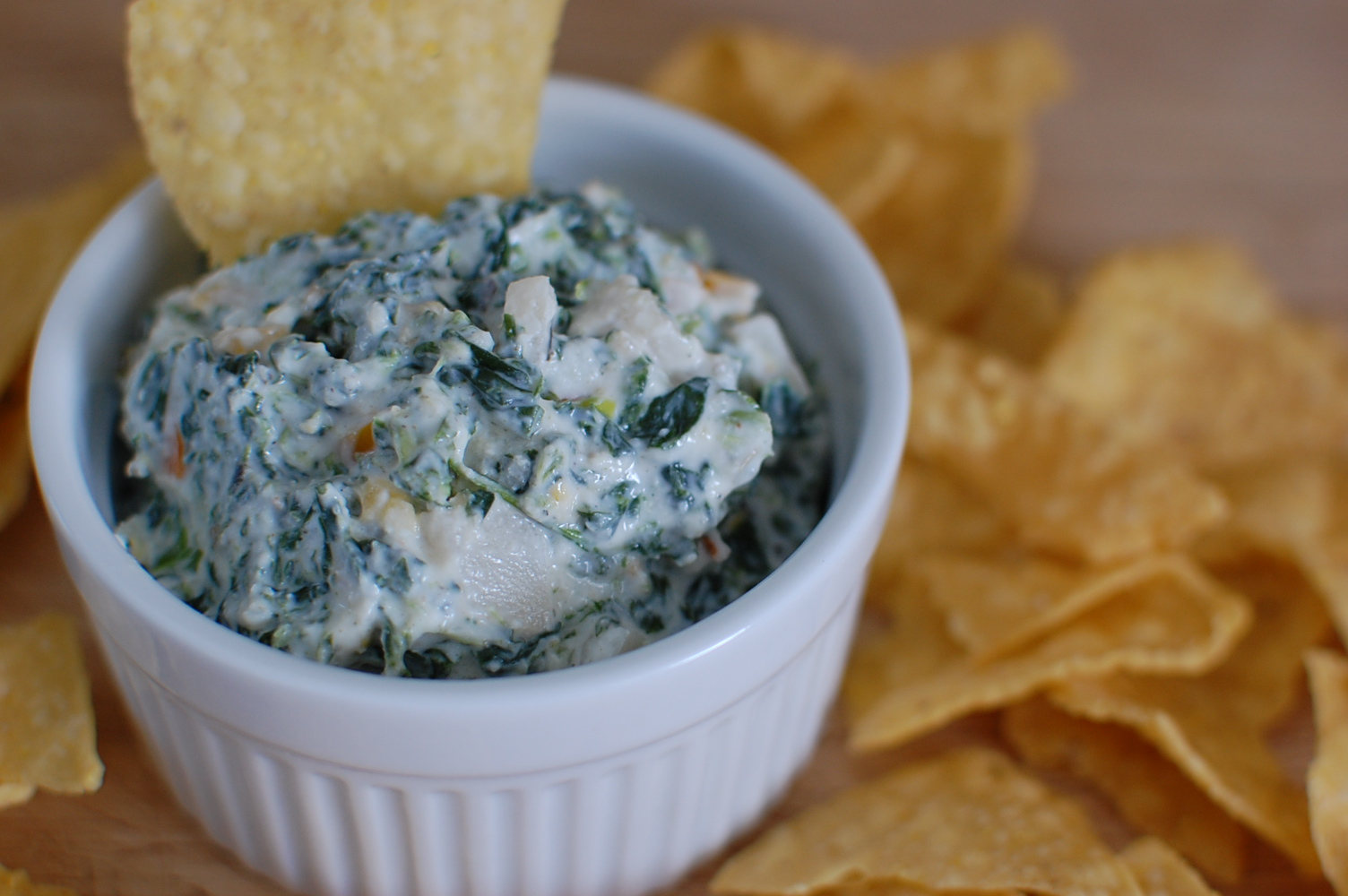 spinach dip cream cheese