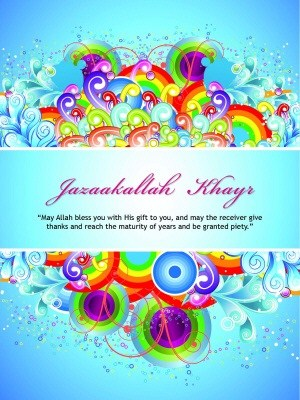 My sweet islam jazak allah the islamic way of thanks e cards jazak allah the islamic way of thanksthank you e card greeting m4hsunfo