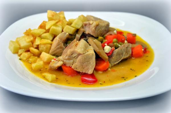 Carne de cerdo cocinar en casa es for Cocinar patas de cerdo