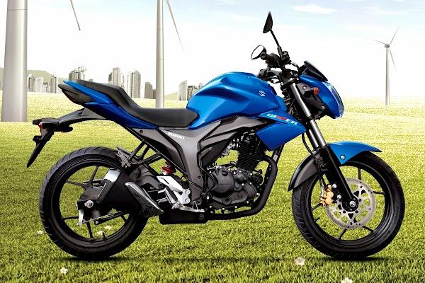Suzuki Gixxer. Majalah Otomotif Online