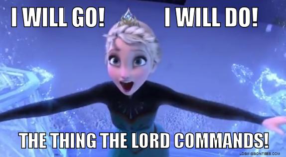 LDS Mission Tees: LDS Memes