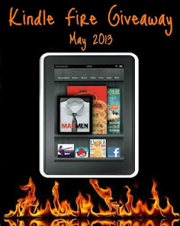 Kindle Fire!  Ends 5-31
