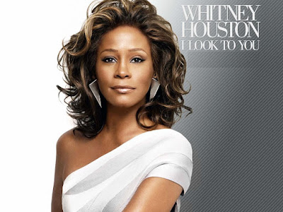 Whitney HD Houston Wallpaper