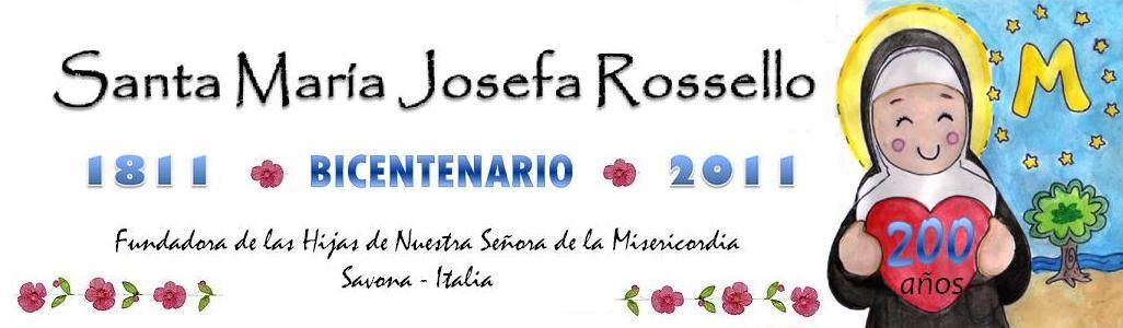 Santa María Josefa Rossello