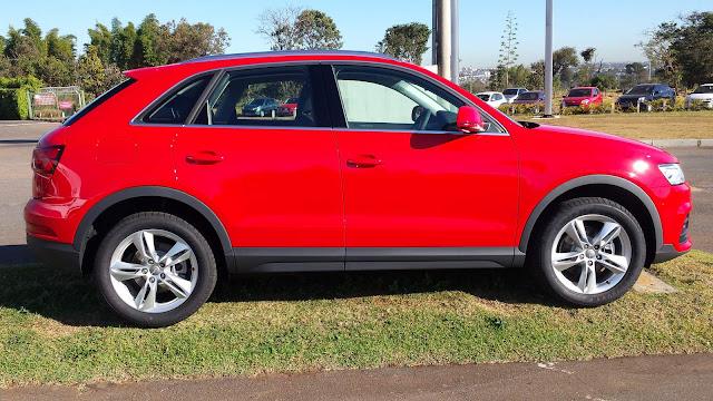 Audi Q3 2016 Ambiente 1.4 TFSI
