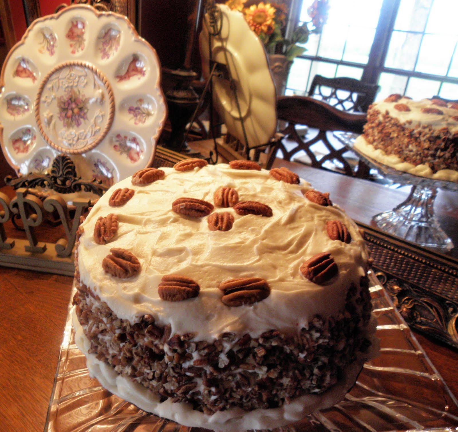 OldFashioned Cake Frosting
