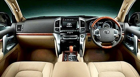 2015 Toyota Land Cruiser Prado Price and Release