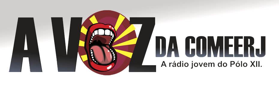 Oficina de Rádio - A Voz da COMEERJ