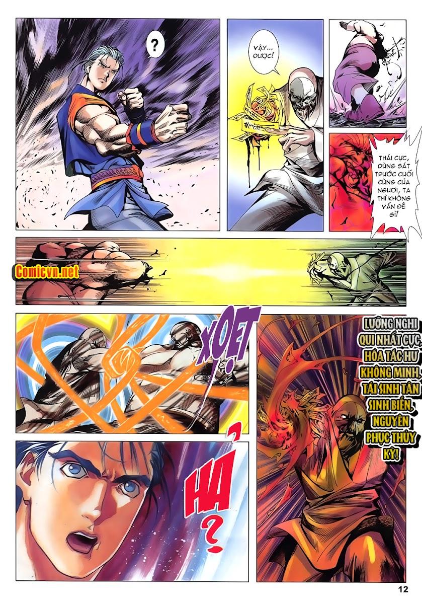 Lục Đạo Thiên Thư chap 11 - Trang 11