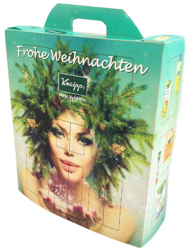 Kneipp Adventskalender