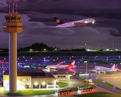 [Internacional]  (Imagens) Aeroporto de Hamburgo em miniatura  Knuffingen-airport_01+%25286%2529