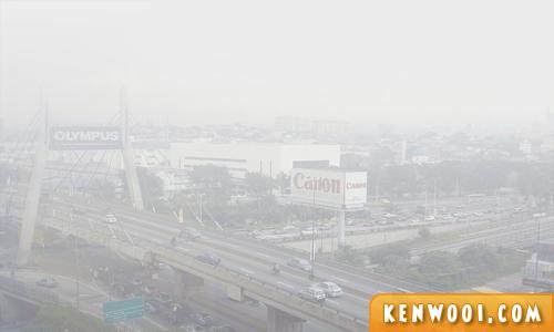 malaysia haze