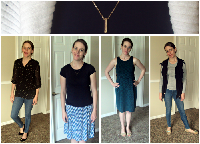 The Goods of the final Stitch Fix by EverEmma