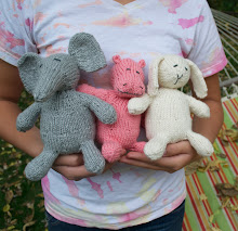 Wee Ones Seamless Knit Toys Individual Pattern!
