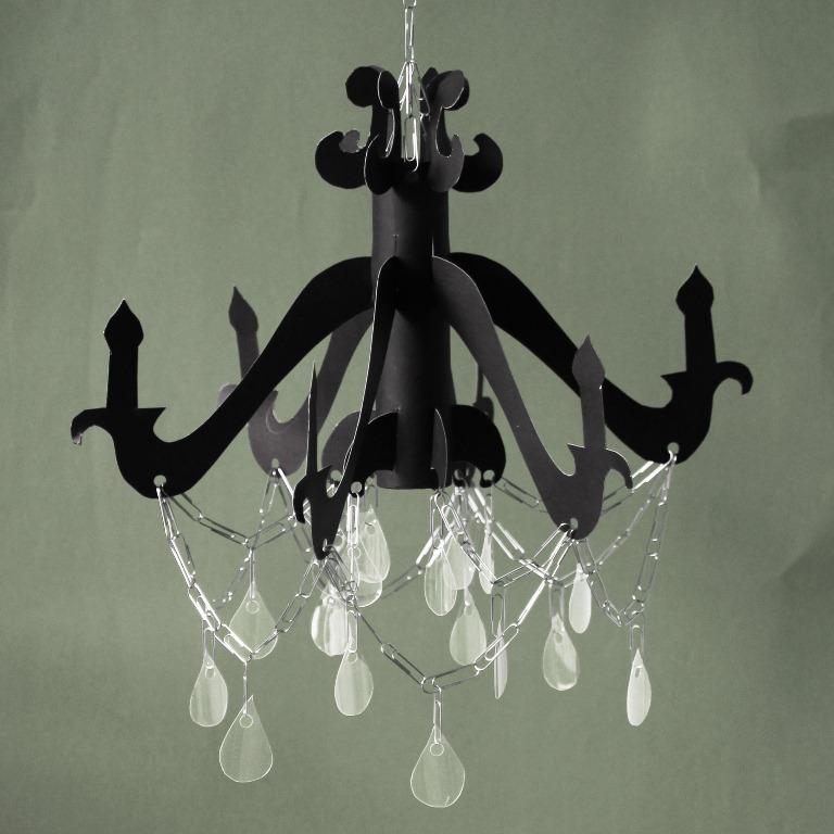 El taller de nole octubre 2011 - Build a chandelier ...