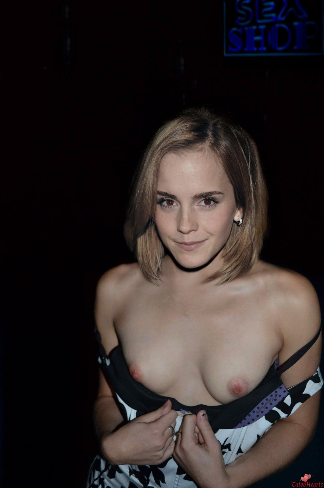 Emma Watson Nude Celebrities