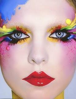 maquilhagem de carnaval - carnival makeup - maquilhagem fantasia