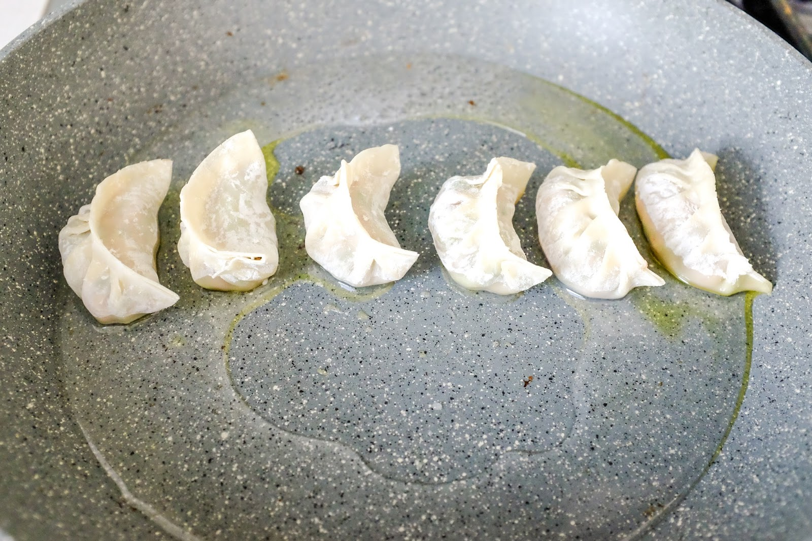how to cook potstickers in a airfryer