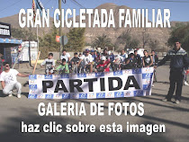 GALERIA DE FOTOS GRAN CICLETADA FAMILIAR