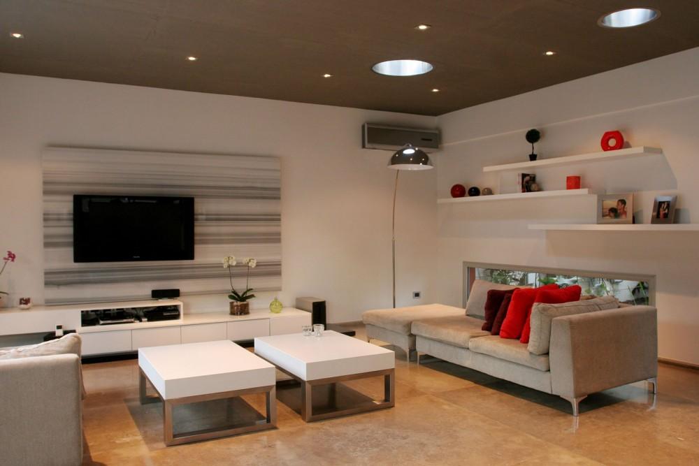 Entretenimiento minimalistas hogar jardin muebles for Muebles minimalistas