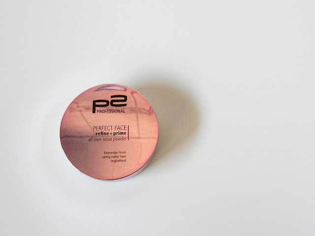 p2 Gesichtspuder perfect face refine + prime all-over loose powder