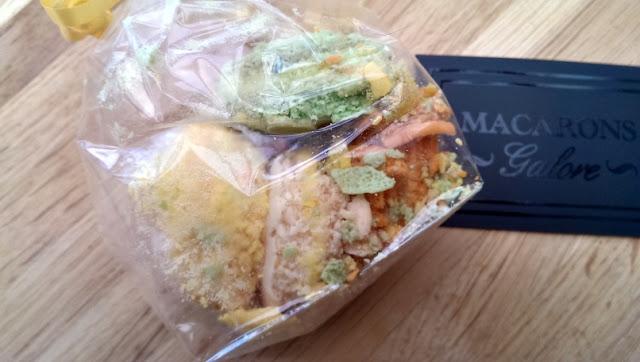 smashes macarons :(